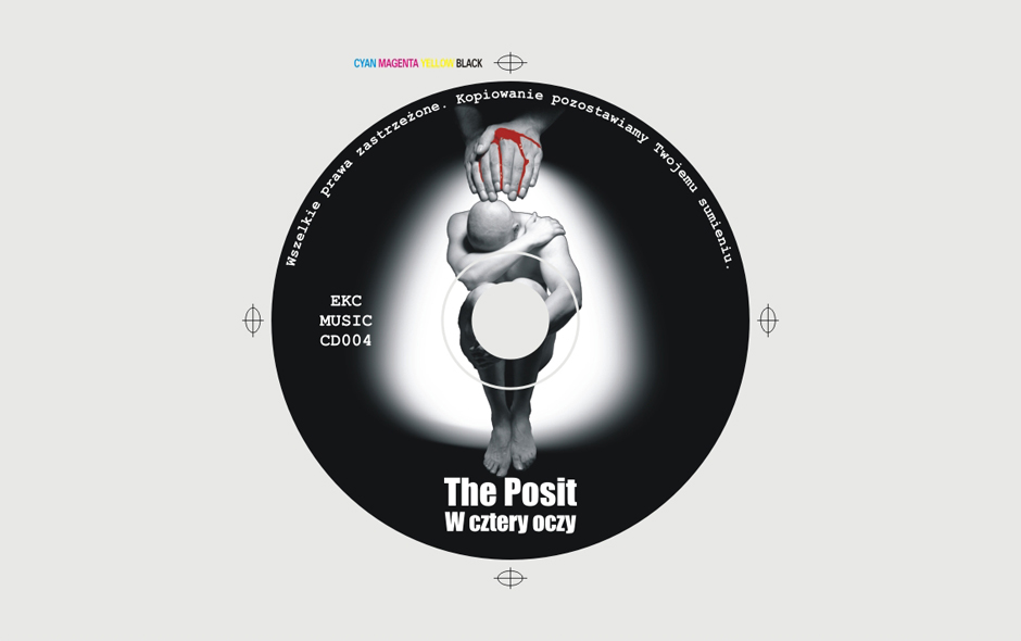 The Posit - disc label